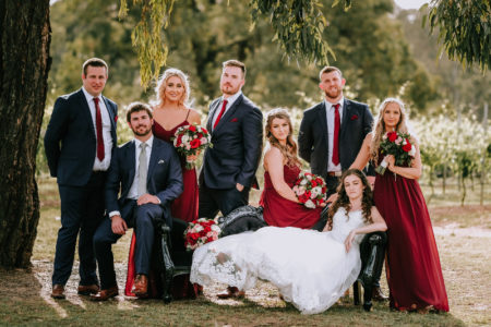 Hunter Valley Wedding Florist