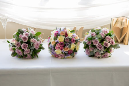Pretty Pastels Bouquets